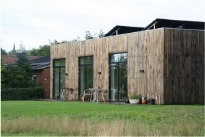 Som minimum opfylder 2020-huset kravene for lavenergihuse i Bygningsklasse 2020, men huset kan opgraderes til et 0-energihus eller +energihus.