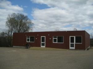 Fritidsklub leveret til Fredericia Kommune.
