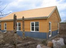 Vuggestuelokaler til børnehaven Regnbuen i Skanderborg Kommune.